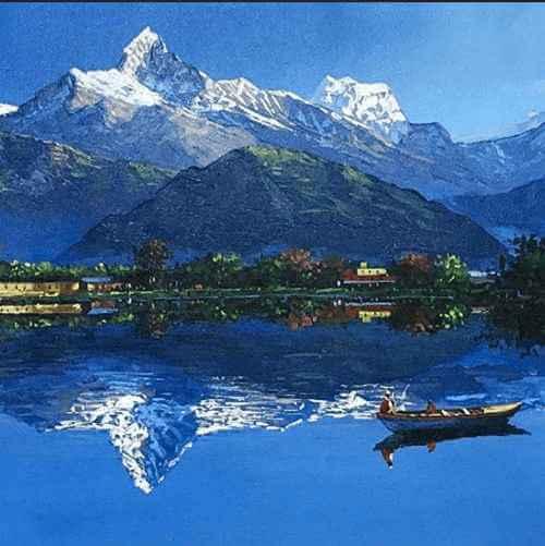 отдых в Покхаре